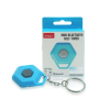 Bluetooth-os távirányító, világoskék