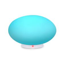 Blumfeldt Flatlight, LED lámpa, indukciós töltőállomás, polietilén, távirányító kültéri világítás