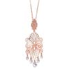Boccadamo Jewels - Pavone bronz nyaklánc-rózsaarany