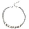 Boccadamo Jewels - Victoria nyaklánc- ezüst