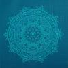 Bodhi Yoga Jógaszőnyeg Bodhi Leela - Türkiz - Mandala