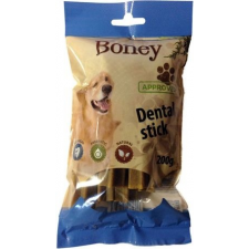 Boney Jutalomfalat Dental 200g kutyaeledel