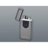 Bony+ Plazma érintős öngyújtó Gentelo7036 + Lézergravírozás lehetősége Fekete + Lézergravírozás lehetősége