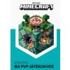 Bookline Könyvek Minecraft - Útmutató a PVP-játékokhoz