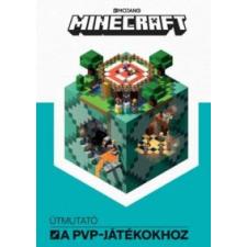 Bookline Könyvek Minecraft - Útmutató a PVP-játékokhoz kreatív és készségfejlesztő
