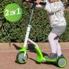 Boost Scooter Junior 2 az 1-ben Roller-Tricikli (3 kerekes)