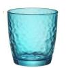 Bormioli Rocco Palatina Multicolor Azzurro üdítős pohár (kék), 32 cl, 119063