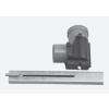 Bosch AZB 1373 90°-os támasztóív tartósínnel, d= 80 mm