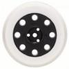 Bosch Csiszolótányér, puha, 125 mm (2608601118)