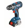 Bosch GSR 18-2-LI Plus Professional fúrócsavarozó 06019E6121