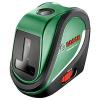 Bosch UniversalLevel 2, keresztvonalas szintezőlézer