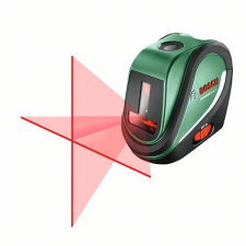 Bosch UniversalLevel 2 keresztvonalas szintezőlézer 0603663800 mérőműszer