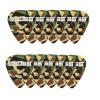 Boss BPK-12-CM Celluloid Pick Medium Camo 12 Pack
