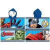 Bosszúállók Avengers, Bosszúállók törölköző, poncsó 55*110cm