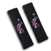 Bottari Biztonsági öv párna fekete My Bouquet - csokor virág 29154