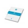 BOXER Gyûrûs könyv betét, A5, vonalas, 50 lap, BOXER, fehér