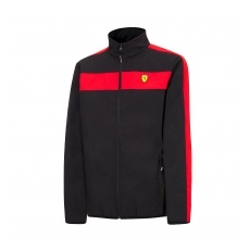 Branded Ferrari férfi kabát Softshell SF black F1 Team 2016 - XXL