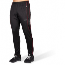 BRANSON PANTS - BLACK/RED (BLACK/RED) [5XL] férfi nadrág