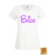 Bride női póló
