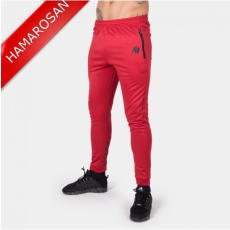 BRIDGEPORT JOGGER - RED (RED) [4XL]