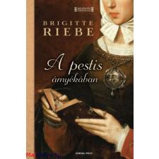 Brigitte Riebe : A pestis árnyékában ajándékkönyv