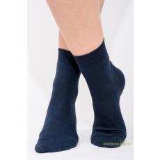 Brigona Komfort pamut zokni - kék 41-42