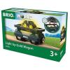BRIO World 33896 Fényes kocsi arannyal