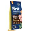 Brit Premium By Nature Junior Medium 3kg kutyatáp