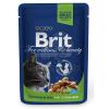 Brit Premium Cat Chicken Slices for Sterilised alutasakos 100 g