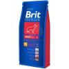Brit Premium Large Adult 15 KG + Ajándék!