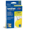 Brother Brother LC980 sárga eredeti tintapatron