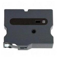 Brother TX-611, 6mm x 15m, fekete nyomtatás / sárga alapon, eredeti szalag nyomtató kellék