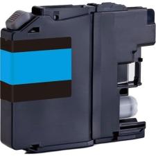 Brother utángyártott LC525 C (cián) tintapatron kb.≈: 1300 oldalas nyomtatópatron & toner