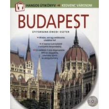 BUDAPEST - HANGOS ÚTIKÖNYV /KEDVENC VÁROSOM utazás