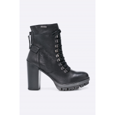BUGATTI - Magasszárú cipő - fekete - 1100795-fekete
