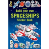 Build Your Own Spaceships Sticker Book – Simon Tudhope