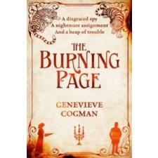 Burning Page – COGMAN  GENEVIEVE idegen nyelvű könyv