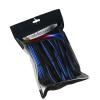 Cablemod - PRO ModMesh Kábel Kit - Fekete / Kék, ATX, EPS, PCIe