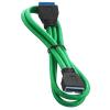 CableMod USB 3.0 Hosszabbító Zöld 50cm CM-CAB-IUS3-50KG-R