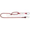 Cado® Energy-K energiaelnyelõ, állítható körszövött kötéllel, 2 karabinerrel 1,8 m hosszú