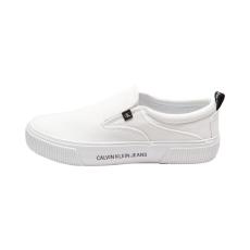 Calvin Klein férfi fehér sneaker vászon slipon sportcipő YM0YM00024-YAF