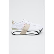 Calvin Klein Jeans - Cipő - fehér - 1342805-fehér