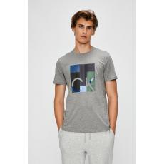 Calvin Klein - T-shirt - halványszürke - 1377517-halványszürke