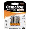 Camelion akku típus LR03 1100mAh 4db/csom.