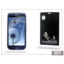Cameron Sino Samsung i9300 Galaxy S III képernyővédő fólia - Anti Finger - 1 db/csomag mobiltelefon kellék