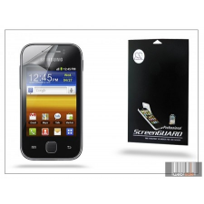 Cameron Sino Samsung S5360 Galaxy Y képernyővédő fólia - Clear - 1 db/csomag mobiltelefon kellék