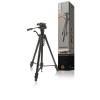 Camlink Premium Fényképezőgép / Videokamera Háromlábú Pásztázás és Döntés 165 cm Fekete Camlink cl-tppre27
