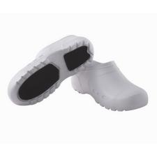 Camminare Clog EVA habosított műanyag kalucsni, talp plusz védelemmel az extra csúszós felületenbetét, csúszásmentes talp plusz védelemmel az extra csúszós felületen, fehér, 47 munkavédelmi cipő