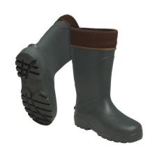 Camminare Explorer EVA habosított műanyag csizma, kivehető, mosható bélés, -30°C, csúszásmentes talp, zöld, 41 munkavédelmi cipő