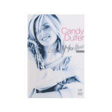 Candy Dulfer Live At Montreux 2002 (DVD) egyéb zene